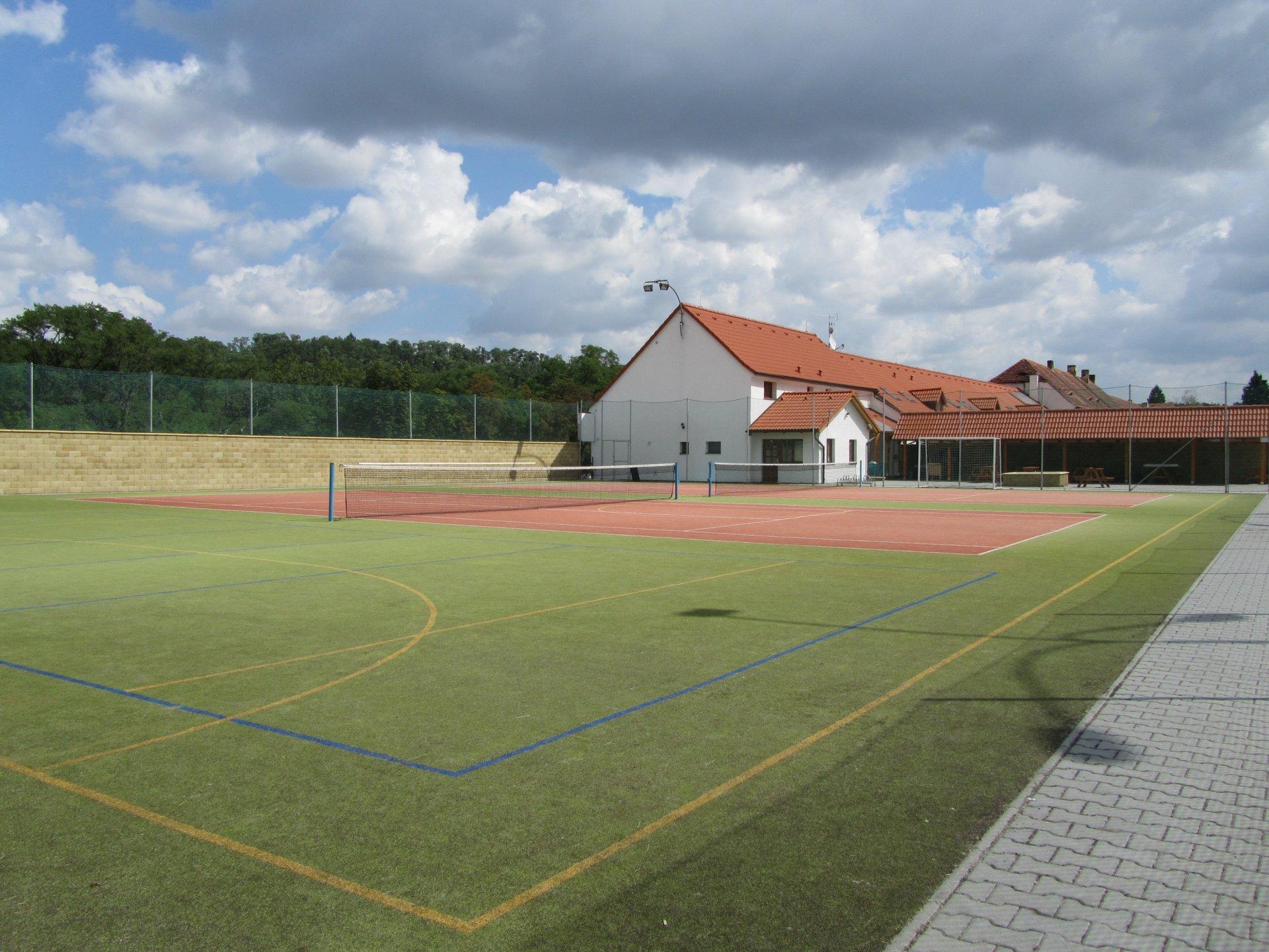 Sportovní areál Berounka