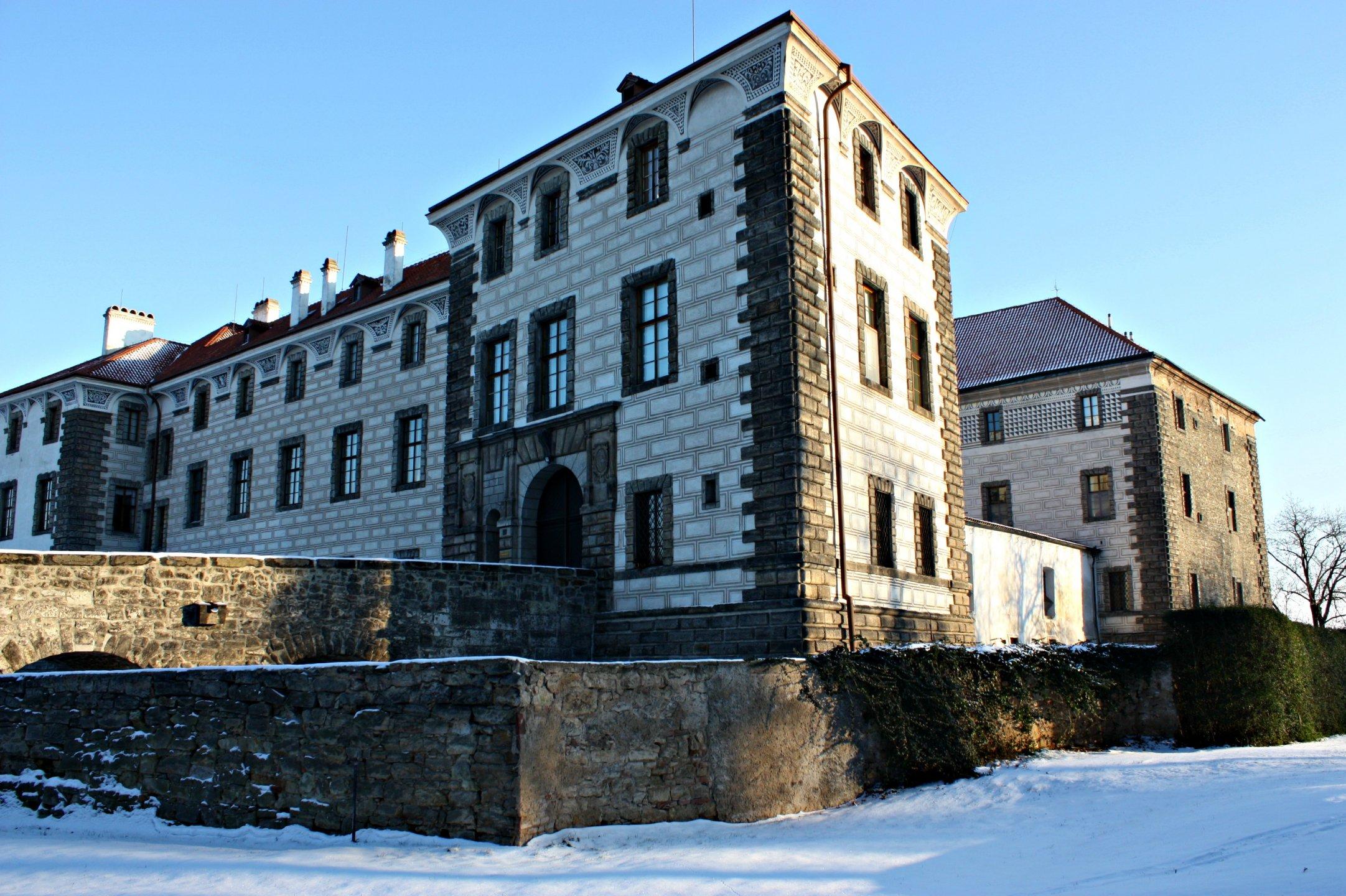 Advent na zámku Nelahozeves