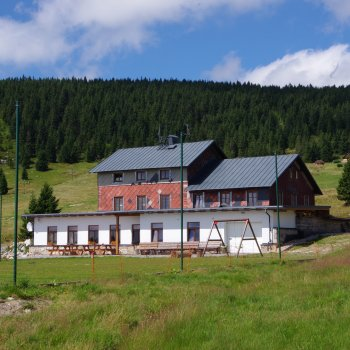 Chata Novopacká bouda