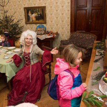 Vánoce na zámku
