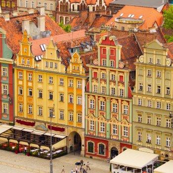 Wrocław a Centrum vody Hydropolis