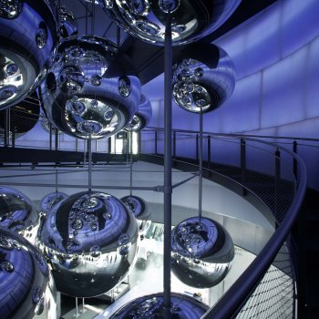 Adventní Linz a Muzeum budoucnosti AEC