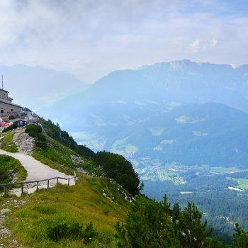 Berchtesgaden a Národní park Bavorský les