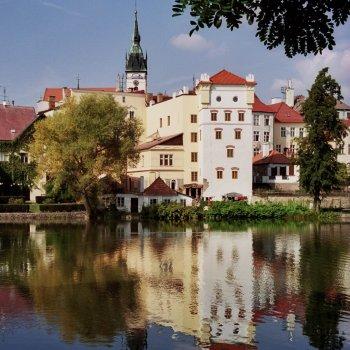 Zámek Červená Lhota a Jindřichův Hradec