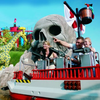 Halloween v Legolandu