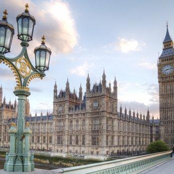Londýn, metropole nad Temží