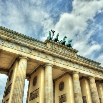 Berlín - moderní město, kde se psaly dějiny