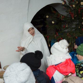 Vánoce na statku