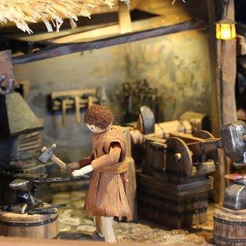Podřipský betlém a tradiční řemesla